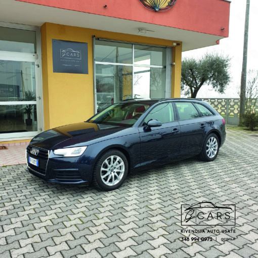 Audi A4 Avant 2.0 TDI 190 CV ultra